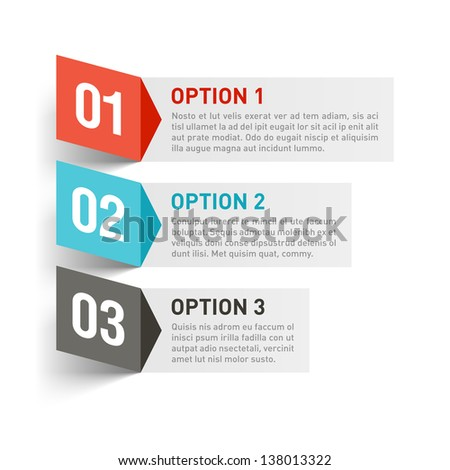 Design element. Vector. - stock vector