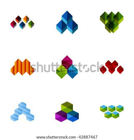 Design elements - Set 98