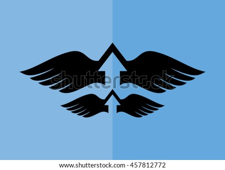 Design of leadership concept - stock vector