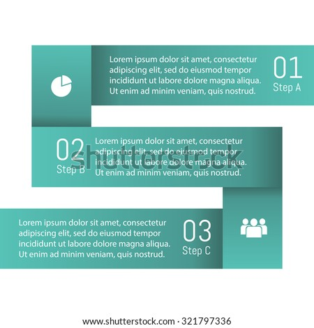 Design template. Fully editable vector. Template for your business presentation