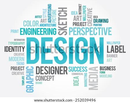 Word Creative Design Design Word Cloud Creative
