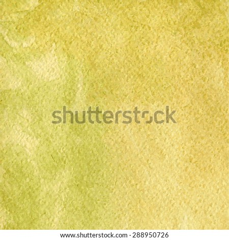 Designed grunge paper texture, watercolor background. Vector eps10