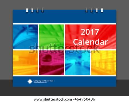 Calendar Template Images RoyaltyFree Images Vectors – Calendar Sample Design