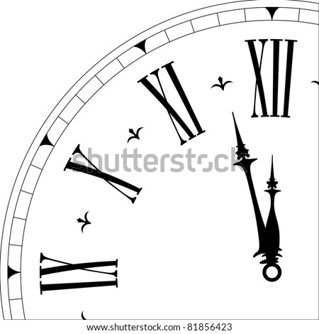 Midnight Clock Stock Images, Royalty-Free Images & Vectors ...