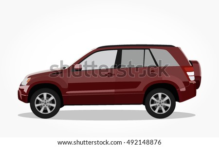 Suv Stock Images Royalty Free Images Vectors Shutterstock