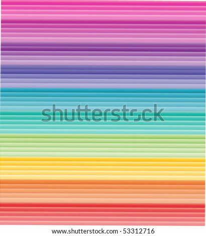 different shades template - stock vector