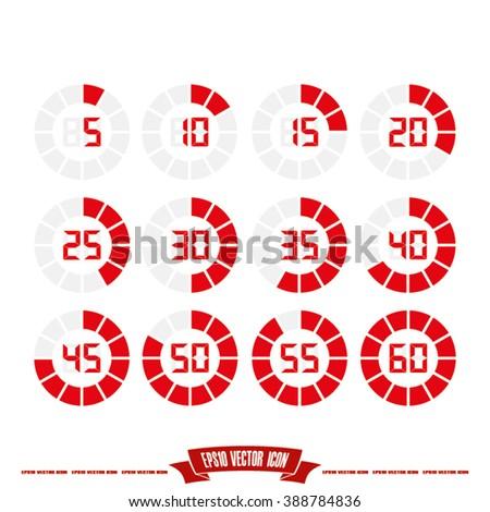 digital timer  icon eps10, digital timer  icon illustration, digital timer  icon picture, digital timer  icon flat, digital timer  web icon, digital timer  icon art, digital timer  icon - stock vector