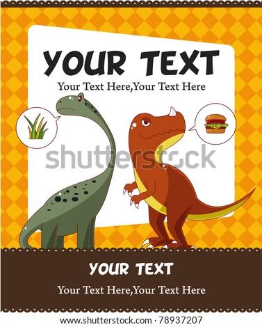 Doodle Dinosaur Element Stock Vector 149987471