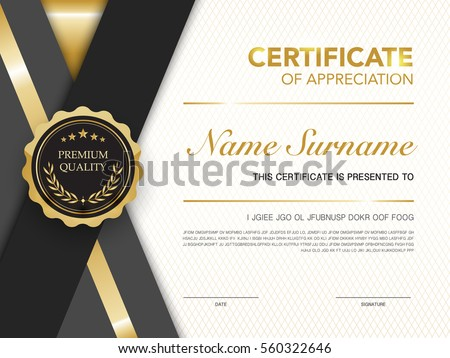 Certificate Design Stock Images Royalty Free Images