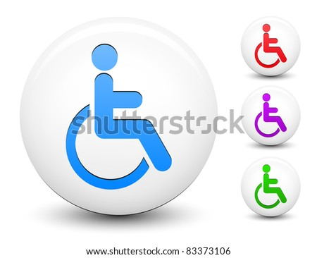 Wheelchair Icon Stock Images Royalty Free Images