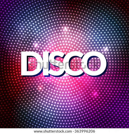 Disco party lights gold background. Hot dance background. Dance floor vector. Disco dance floor. Disco poster. Dance club. Party gold sparkle background. Dance Party Night Poster Background Template. - stock vector