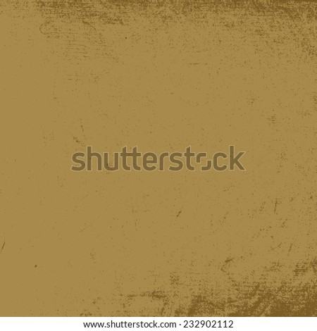 Distress Cardboard Texture For Your Design. EPS10 vector. - stock vector