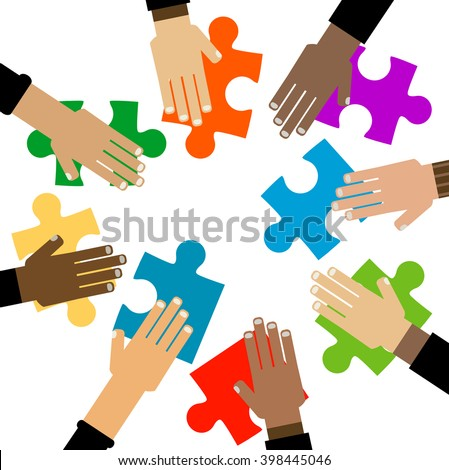 multicultural education piecing together the puzzle Concepts of multicultural education word  to them that all the different pieces fit together into one whole picture although every piece is different .