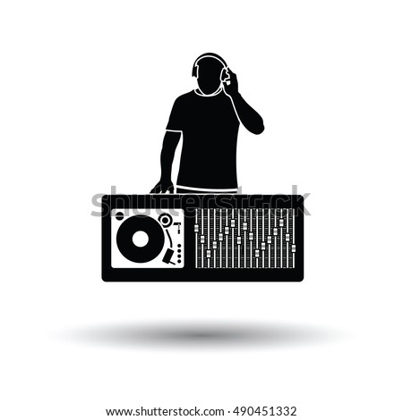 Headphones Silhouette Stock Images, Royalty-Free Images ...
