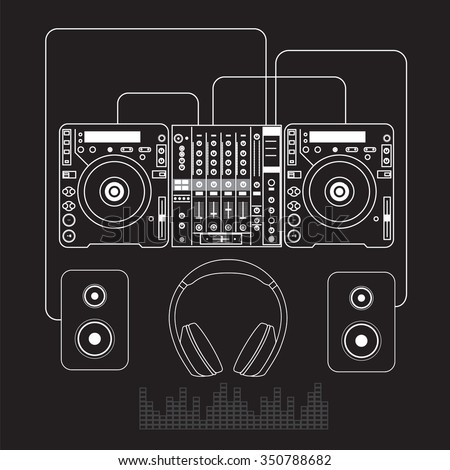 Dj Mixer Stock Photos, Images, & Pictures | Shutterstock