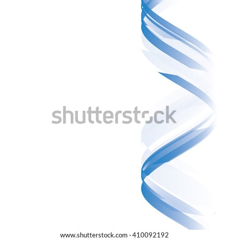 DNA connection. Molecule connection. Cell connection on the white - stock vector