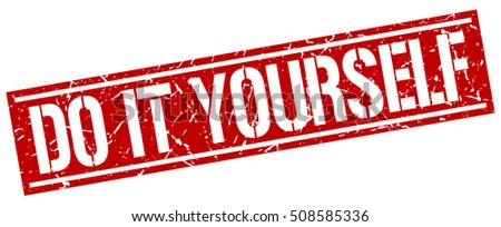 Do it yourself stock images royalty free images vectors do it yourself grunge vintage do it yourself square stamp do it yourself stamp solutioingenieria Image collections