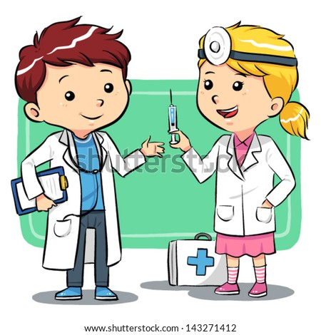 Doctor Cartoon Stock Images, Royalty-Free Images & Vectors ...