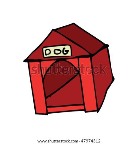 Dog Drawing Images Dog House Drawing