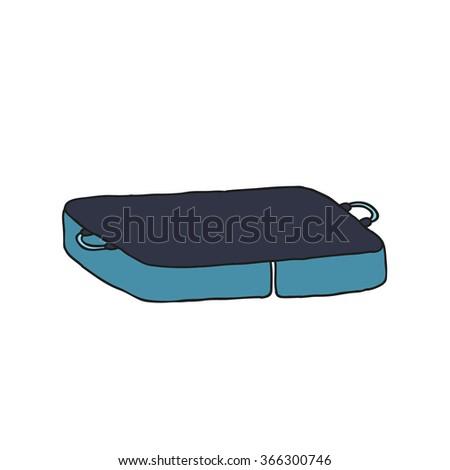 Necklace Dog Bone Stock Vector 576341473 Shutterstock