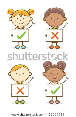 an analysis of right and wrong in children Where does a sense of fairness come from how do children begin to develop a sense of right and wrong as parents and caregivers, we have.