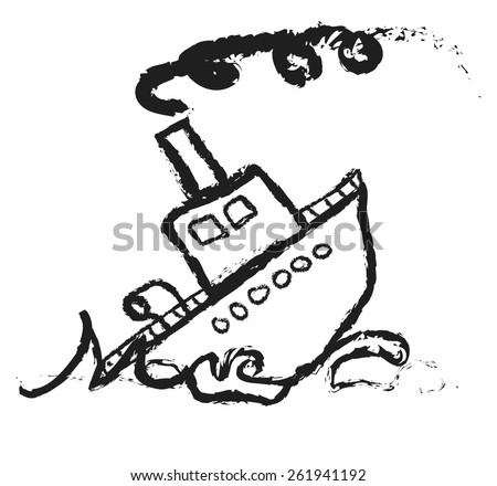 Stock Images Similar To Id 64153591 Captain Of A Sinking