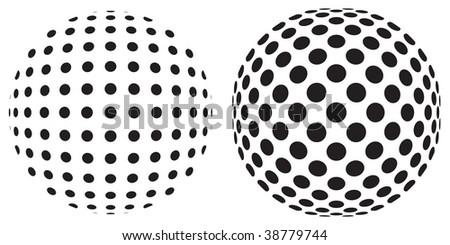 Dots - stock vector