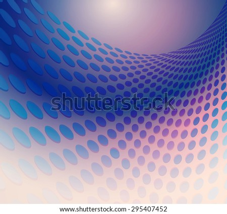 Dots ornate background.Abstract background circles.Background abstract pattern.Fractal vector Illustration.Geometric halftone vector.Web page background.Background abstract pattern. - stock vector