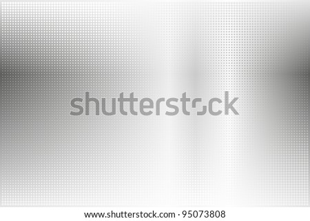 Dotted metal texture. Abstract background of  eps10 vector illustration - stock vector