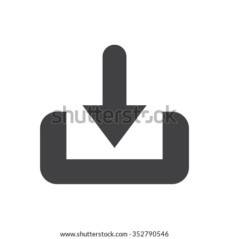 Download Icon / Download Icon Path / Download Icon Image / Download Icon File / Download Icon Art / Download Icon UI / Download Icon JPG / Download Icon JPEG / Download Icon EPS / Download Icon AI - stock vector