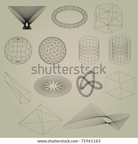 Draft - stock vector
