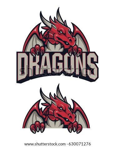 dragon logos