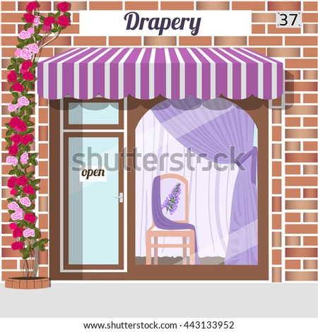 Curtains Clip Art Store