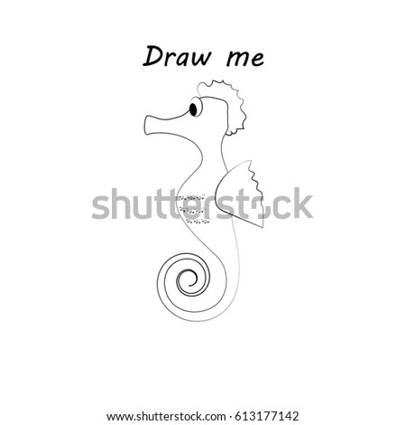 Baby Seahorse Stock Images, Royalty-Free Images & Vectors ...