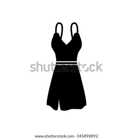dress Icon, dress Icon Vector, dress Icon Art, dress Icon eps, dress Icon Image, dress Icon logo, dress Icon Sign, dress icon Flat, dress Icon design, dress icon app - stock vector
