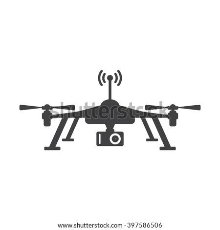 drone Icon JPG, drone Icon Graphic, drone Icon Picture, drone Icon EPS, drone Icon AI, drone Icon JPEG, drone Icon Art, drone Icon, drone Icon Vector - stock vector