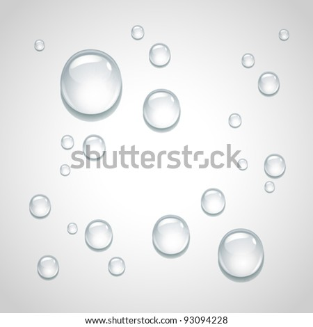 drop - stock vector