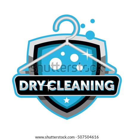 Dry Cleaning Logo Stock Images, Royalty-Free Images & Vectors ...