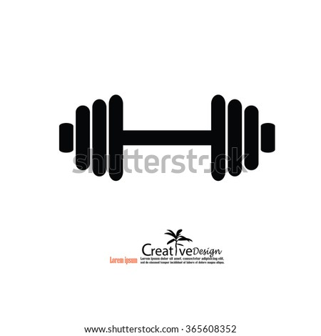 Cartoon Weights Stock Vector 224978263 - Shutterstock