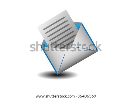 e-mail inbox icon