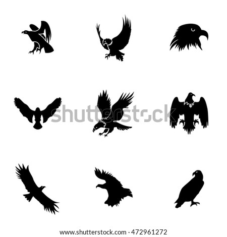 Crow Flight Stock Illustration 3628678 - Shutterstock