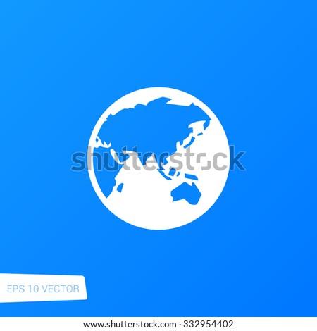 Earth Icon / Earth Icon Path / Earth Icon Image / Earth Icon Graphic / Earth Icon File / Earth Icon Art / Earth Icon UI / Earth Icon JPG / Earth Icon JPEG / Earth Icon EPS / Earth Icon AI - stock vector