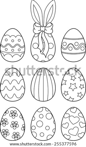 Easter Colors Stock Royalty Free & Vectors