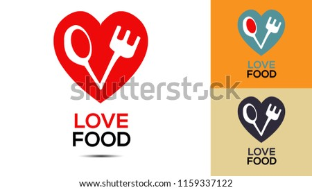 Eat and Food creative logo design 6