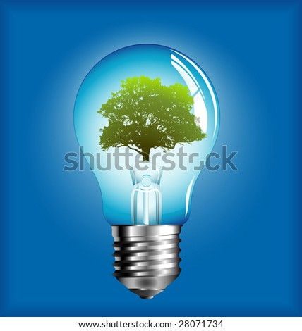 eco-concept: renewable energy