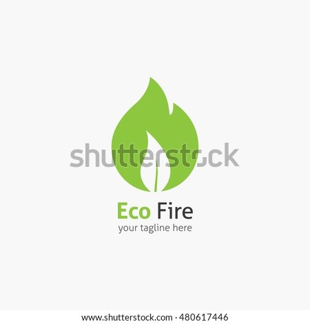 Green Nature Leaf Vector Logo Template Vector 305529755 – Editable Leaf Template