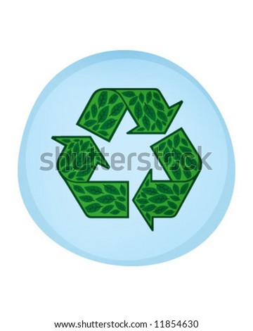 Eco Logo Leaf Symbol Logo Icon