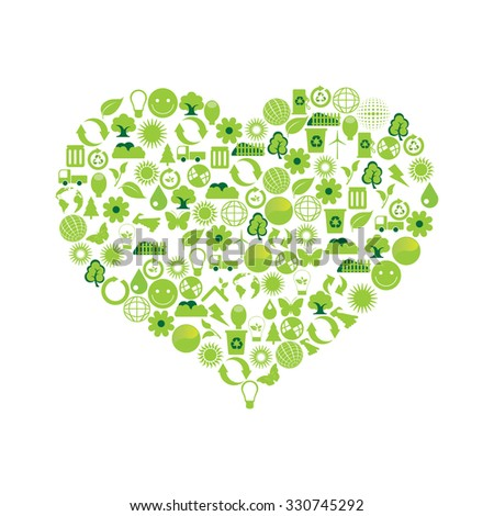 Ecological heart