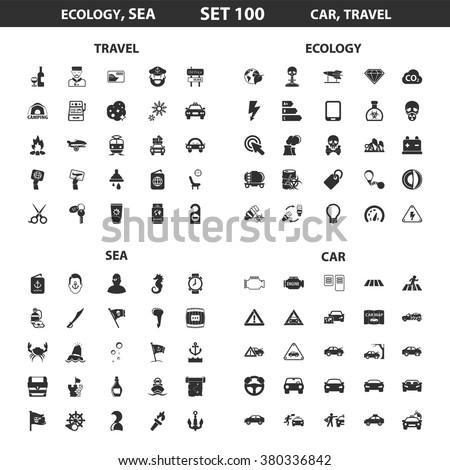 Ecology icons set. Ecology icons simple. Ecology icons. Ecology set app. Ecology set vector. Ecology set eps. Ecology icons UI. Ecology icons sign. Ecology icons art. Ecology set. Ecology set logo. - stock vector