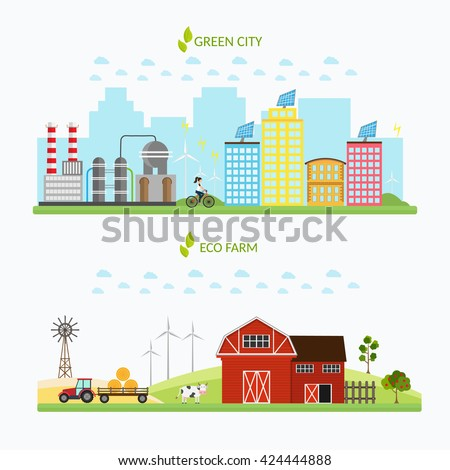 ecology and city life Eco² cities: ecological cities as economic cities is a new initiative  waste by  doing so, they have improved the quality of life of their citizens,.